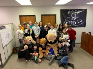 ASC Volunteers at Hope Supply Co